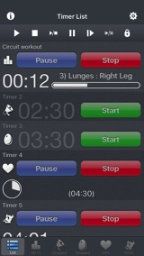 timer by pacolabsThe Circuit Training Music Timer V20 Is Available Read More About It #3